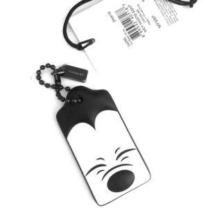 Disney X Coach Mickey Hangtag